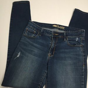 Rock Star Skinny Jeans Old Navy Size 8
